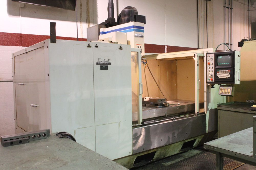Fadal Vertical Milling Machine